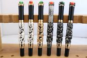 Jinhao No. 90 Series Fine Fountain Pens 6 Finishes Uk Seller