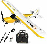 Top Race Plane 4 Channel Remote Control Airplane Easy And Ready To Fly Planes