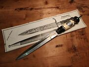 Antique Dagger Knife Blade W. R. Kirschbaum/ Solingen/
