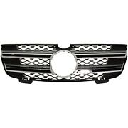 16488001859776 New Grille Grill For Mercedes Mercedes-benz Gl450 Gl320 Gl350