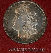 1900 S 1 The Redfield Collection Mint State 65 Picc Morgan Silver Dollar