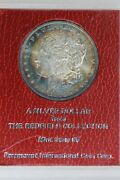 1897 1 The Redfield Collection Mint State 65 Picc Morgan Silver Dollar