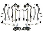 Genuine 20-piece Front And Rear Suspension Control Arm Kit For Bmw E39 525i 530i