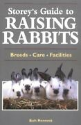 Storeys Guide To Raising Rabbits Op Storeyand039s Guides By Bennett Bob Paperback