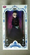 Disney Frozen Elsa Disney Store Limited Doll Collection 5000 Only New
