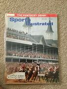 Fm8-2 Sports Illustrated Magazine 5-3-1965 Kentucky Derby Horse Racing