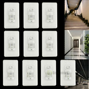 Lot Infrared Pir Auto On/off Light Occupancy Vacancy Motion Sensor Lamp Switch A