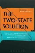 The Two-state Solution The Un Partition Resolution Of Mandatory Palestine - An