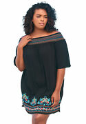 Swimsuits For All Womenand039s Plus Sizeoff-the-shoulder Cover Up Swimsuit Cover Up