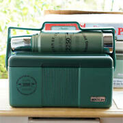 Stanley Classic Lunch Cooler Box With Bottle Box Vintage 「mint」