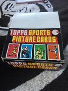 1985 Topps Sports Picture Cards Baseball Rack