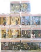 Unique [unopened, 14 Kinds Set] Museum Collection Manga And Anime