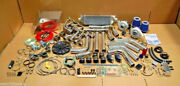 11-20 For Mustang Coyote Gt 5.0l 1000hp S550 Twin Turbo Kit Package