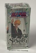 Bleach Seireitei 1st Edition Booster Pack Box New Trading Card Game Ccg Tcg