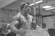 Arnold Schwarzenegger Workout Poster 24x36 Inches