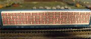 N Scale Centerbeam Lumber Load Canfor  2 Pcs