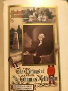 The Writings Of Thomas Jefferson. The Monticello Edition. 1904. Volume Xi.andnbsp