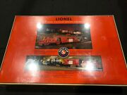 Lionel 6-21753 Service Station Fire Rescue Train Mint. Never Been Opened