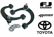 Spc 25480 Front Camber Kit Upper Control Arms For Toyota 4runner, Fj Cruiser