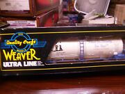 O Scale- Weaver- Lot No. 29- 225 Years Of Freedom Tank Car -in Box
