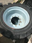 18-625 Used Foam Filled Assembly Otr Outrigger Genie S-80 S-85 Z-80 10 Bolt