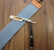 Leather Strop Keep Razor Sharp Belts Men Shaver Shaving Tools And Accessories