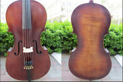 Song Brand Maestro European Tone Cello 1/2flamed Maple Back Great Sound 14527