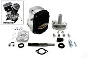 Magneto Assembly With Shaft And Fixed Mount Base,for Harley Davidson Motorcycles