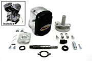 Magneto Assembly With Shaft And Fixed Mount Basefor Harley Davidson Motorcycles