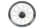 19 X 3.00 Front Or Rear Flat Track Wheelfor Harley Davidson Motorcyclesby V-