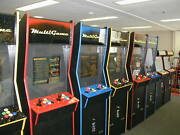 3100+ Games Coin Operated Arcade Game Brand New Cabinet / Updated Electronics