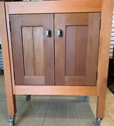 Custom Made Kitchen Island Vanity Sink Cabinet New Never Used