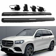 Deployable Running Boards Fit For Mercedes Benz Glb X247 2019 2020 2021 Nerf Bar