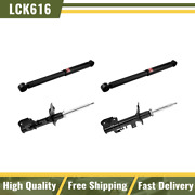 Shock Absorber Suspension Strut Fits Infinity Suv New Front Rear 4pcs Kyb_l6