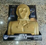 C-3po Carry Case 2004 Star Wars Original Trilogy Collection Han Solo Chewbacca