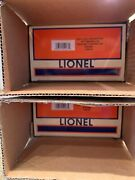 Lionel 6-52266 And 6-52267 '02 Lcca Convention 4-bay Hopper Car 1 And Car 2 Mint