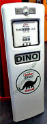 New Sinclair Dino Gas Pump Front Door Display Oil Replica - Free Shipping