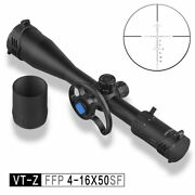 Discovery Vt-z 4-16x50 Sf Ffp Hunting Rifle Scope First Focal Plane Optic Sights