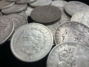 Hsandc Morgan Dollar Roll - 20 Different Years/mints Coins - Xf Or Better