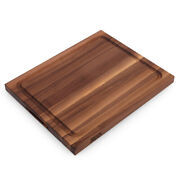 John Boos Reversible 21 Au Jus Carving Cutting Board With Juice Groove Walnut