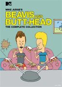 Beavis + Butthead The Complete Collection New Dvd Series Seasons 1 2 3 4 5 6 7 8