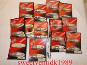 10...and039nosand039 Champion Marine L78v Spark Plugs....marine / Boat....made In Usa
