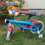 Thomas The Train Toddler Bicycle 14 Inch