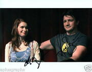 Felicia Day And Nathan Fillion.. Dr. Horrible's Sing-along Blog - Signed