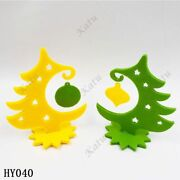 Christmas Tree Ornaments Cutting Dies For Christmas Die Cut Wooden