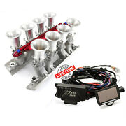 Chevy Bbc 454 Efi Manifold And Fast Ez-efi 2.0 Self-tuning Fuel Injection System