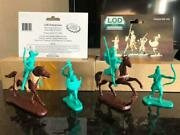 Lod Enterprises Lod15 Ancient Amazons 60mm Plastic Toy Soldiers With Horses