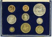 South Africa 1964 Long Proof Coin Set Km Ps59 Fdc