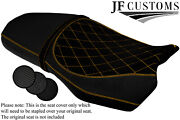 Dsg1 Yellow St Custom For Bmw F 750 850 Gs 18-20 Seat Cover