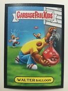 Garbage Pail Kids Topps 2014 Series 2 Full Bleed Canvas Walter Balloon 107a